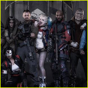 'Suicide Squad' Cast in Full Costume - See the First Photo!