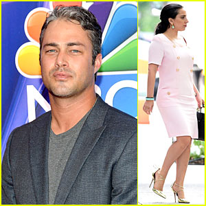 Taylor Kinney & Lady Gaga Don't Have Wedding Date Yet