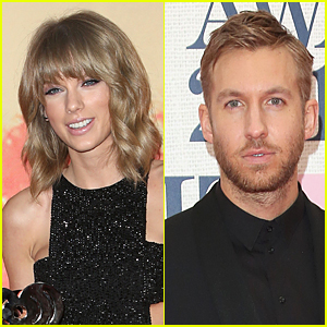 Taylor Swift Was 'Glowing & Happy' During Dinner Date With Calvin Harris