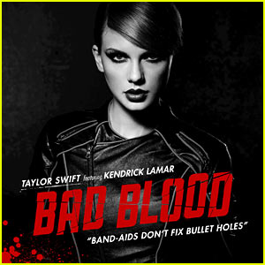 Taylor Swift: 'Bad Blood' Remix ft. Kendrick Lamar - Full Song & Lyrics!