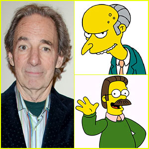 The Simpsons' Harry Shearer Leaves Over Contract Dispute