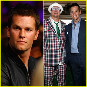 Tom Brady Hits Up Mayweather Vs. Pacquiao After the Kentucky Derby