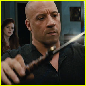 Vin Diesel Becomes 'Last Witch Hunter' in New Movie Trailer - Watch Now!