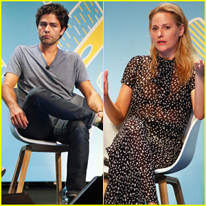 Adrian Grenier Talks Signing Brand Deals: 'I Don't Want To Be A Tool Of Greenwashing'