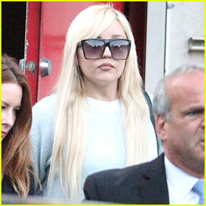 Amanda Bynes Emerges After Months Out of the Spotlight