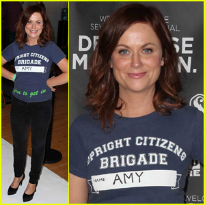 Amy Poehler Says If Your Goal in Comedy is to Be Famous & Make Money 'Then You're In Real Trouble'
