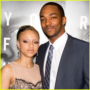 Anthony Mackie Secretly Married His Childhood Sweetheart Sheletta Chapital