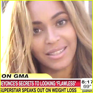 Beyonce's Diet Secrets Revealed for 'GMA' Announcement