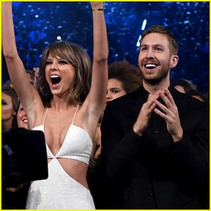 Calvin Harris Praises Girlfriend Taylor Swift for Changing the Music Industry