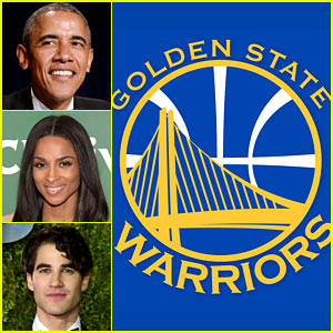 Celebrities React to Golden State Warriors' NBA Finals Win!