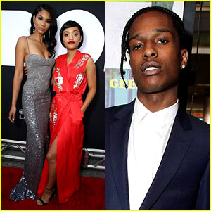 Chanel Iman Looks Totally 'Dope' at Her Big Movie Premiere!