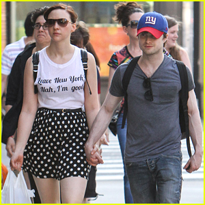 Daniel Radcliffe Treats Girlfriend Erin Darke To The Movies