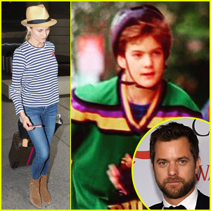 Diane Kruger Celebrates Boyfriend Joshua Jackson's Birthday With Epic 'Mighty Ducks' Throwback