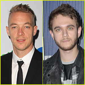 Diplo Bashes Zedd's 'Fake Relationship' With Selena Gomez