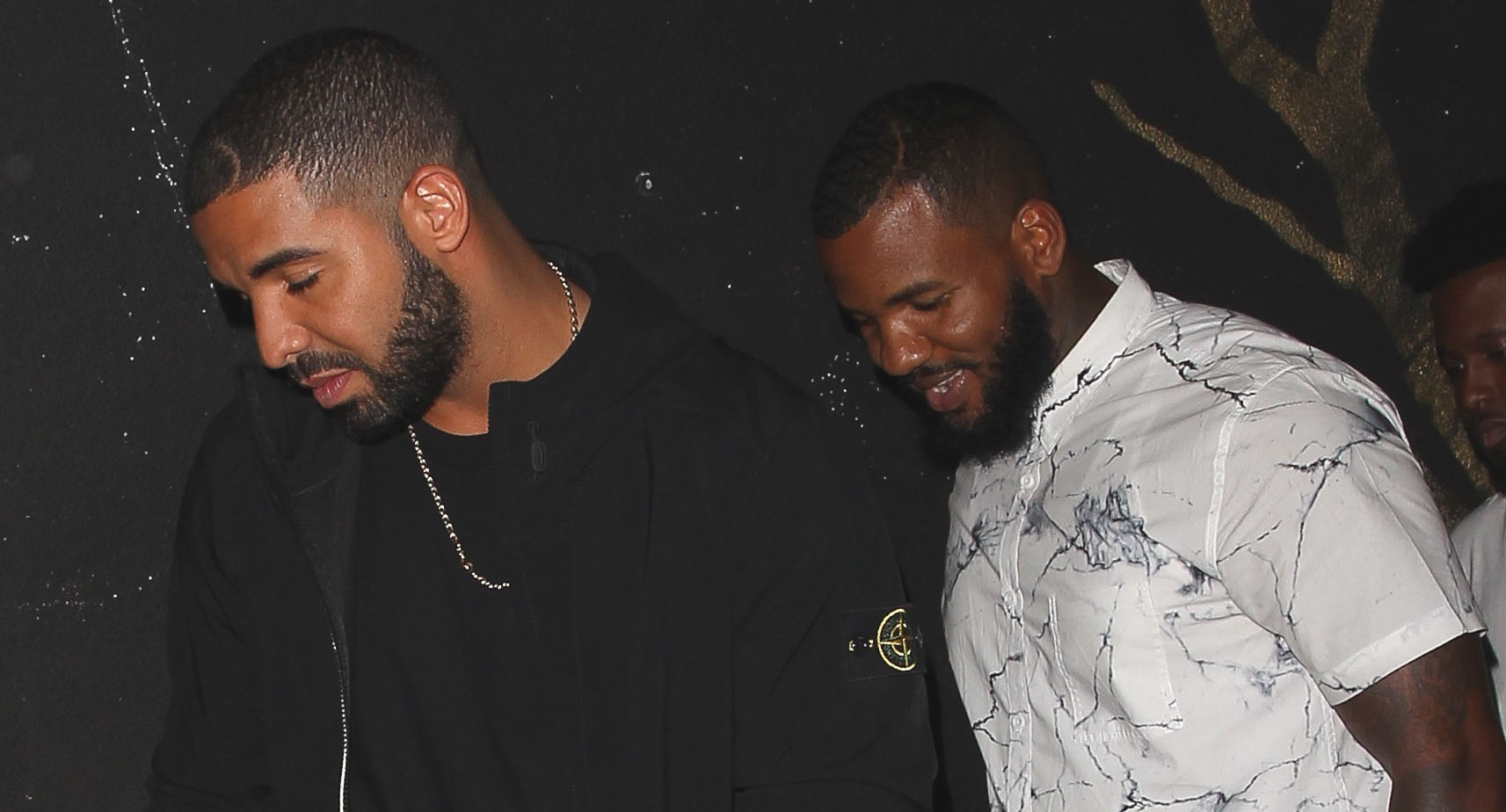 Drake & The Game Shoot '100′ Music Video With Tons of