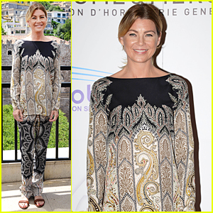 Ellen Pompeo Becomes Teacher at Taormina Film Fest