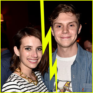 Emma Roberts & Evan Peters Split, End Engagement (Exclusive)