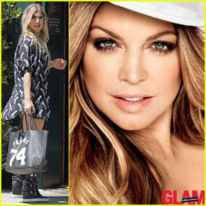 Fergie Opens Up About Her Secret to Losing Pregnancy Weight