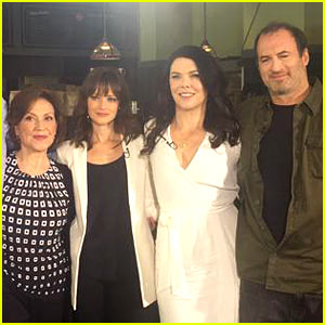'Gilmore Girls' Cast Reunites Eight Years Later! (Photos)