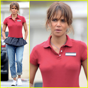 Halle Berry on 'Extant': I've Never Worked Harder in My Life