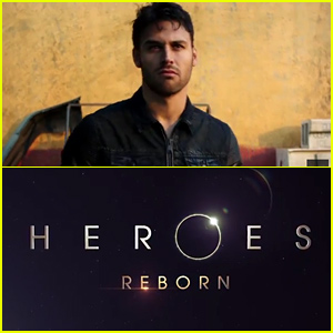 NBC's Heroes Reborn First Full Trailer Debuts - Watch Now!