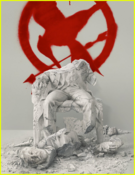 'Hunger Games: Mockingjay' Poster Alludes to the End of the Capitol