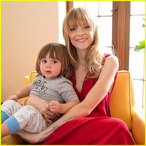Jaime King Talks Motherhood & Friendship with 'Yahoo Style'
