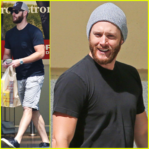 Jensen Ackles Is Still Sporting His 'Supernatural' Hiatus Beard!