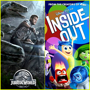 'Jurassic World' Hits $500 Million Mark, Narrowly Beats Out 'Inside Out' at Weekend Box Office