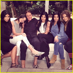 Kardashians & Jenners React to Caitlyn Jenner's Big Debut!   Bruce ...