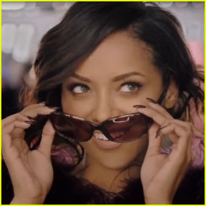 Kat Graham Goes Glam for 'Foster Grant' Sunglasses Ad (Video)