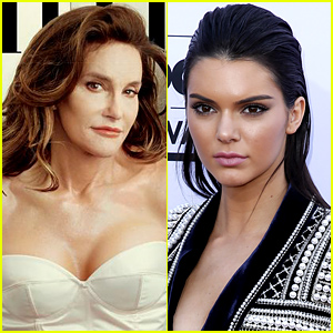 Kendall Jenner Tweets Support for Caitlyn Jenner After Her Debut