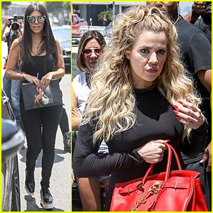 Khloe Kardashian Was 'Too Upset' to Celebrate North West's Birthday