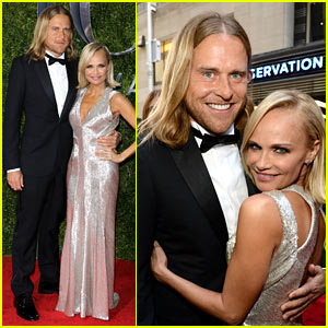 Kristin Chenoweth Brings New Boyfriend Andrew Pruett to Tony Awards 2015!