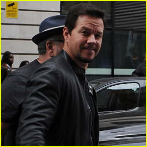 Mark Wahlberg Hits London for 'Ted 2' With Seth MacFarlane