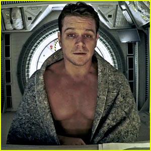 Matt Damon Is Stranded on Mars in 'The Martian' Trailer!