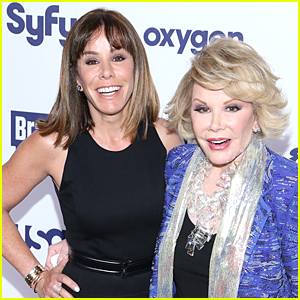 Melissa Rivers Taking Over Mom Joan's Role on 'Fashion Police'?