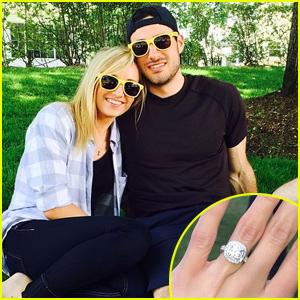 Nastia Liukin Engaged to Boyfriend Matt Lombardi – See Her ... Nastia Liukin Married