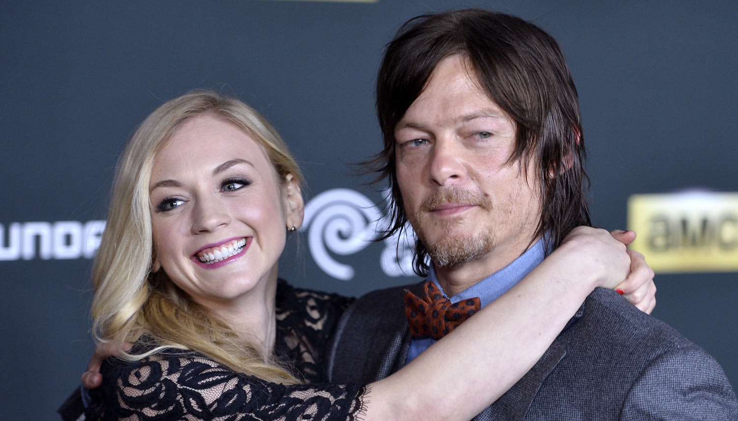 are daryl and beth dating in real life