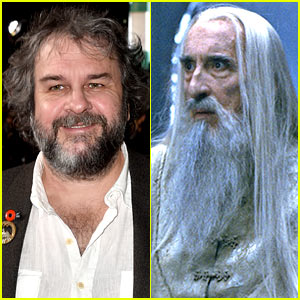 Peter Jackson Pays Tribute to the Late Christopher Lee