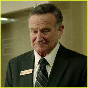 Robin Williams in 'Boulevard' - Watch His Final Movie's Trailer