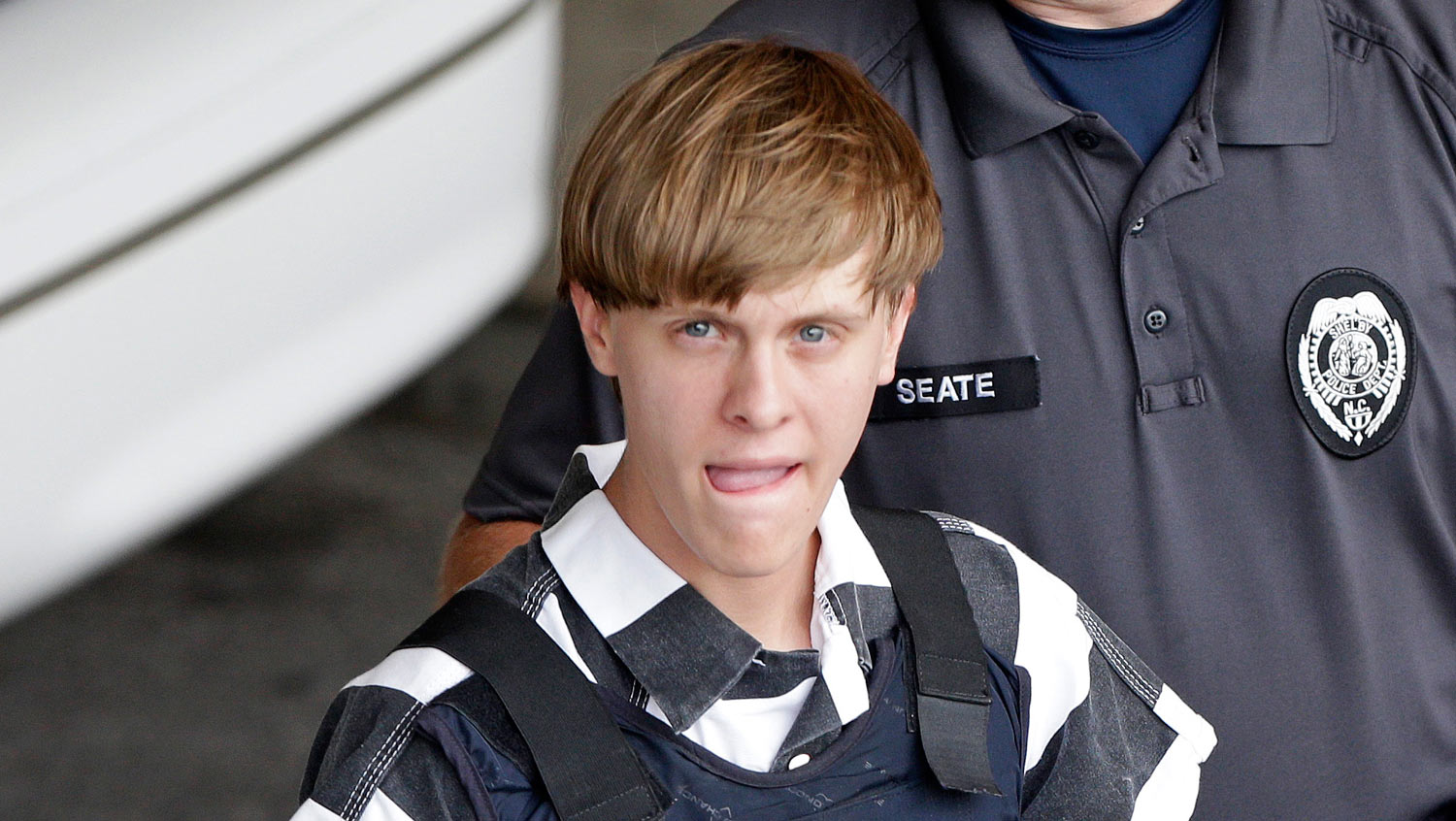 Dylann Roof Confesses To Shooting Charged With Murder