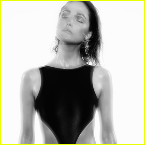 Rose Byrne Gets Steamy & Wet In 'Violet Grey' Feature