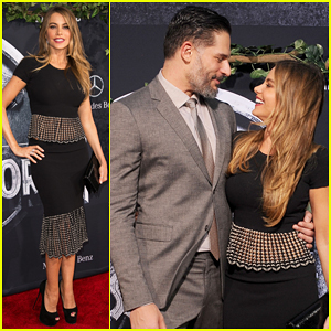 Sofia Vergara & Joe Manganiello Heat Up the Red Carpet at 'Jurassic World' Premiere!
