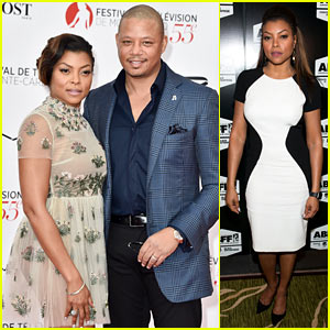 Taraji P. Henson & Terrence Howard Bring 'Empire' to Monaco!
