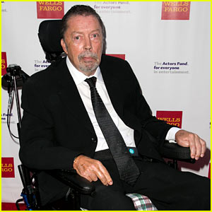 Tim Curry Makes Rare Appearance After Suffering Stroke