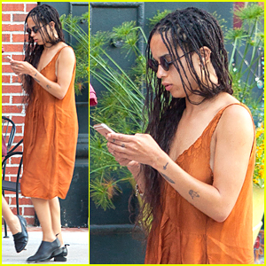 Zoe Kravitz Will Play Hit Woman in Western Movie 'Black Belle'