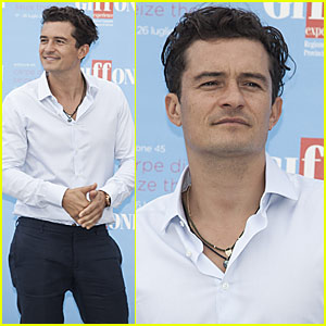 Orlando Bloom Receives the Giffoni Experience Award