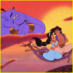 Disney is Making a Live-Action 'Aladdin' Prequel!
