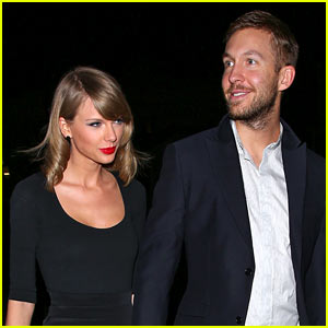 Calvin Harris Talks Dating Taylor Swift for the First Time!